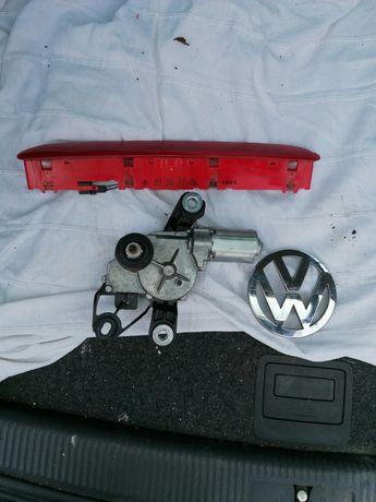 Motoraș hayon golf 5 plus +lampa hayon și emblema