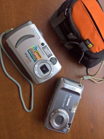 Фотоапарати Samsung и Canon