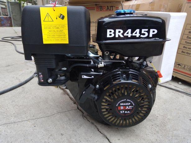Двигатель 17л.с на мотоблок, штроборез, мини трактор.