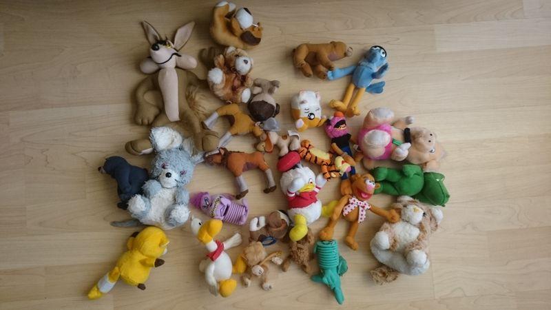 Плюшени играчки гр. Търговище - image 1