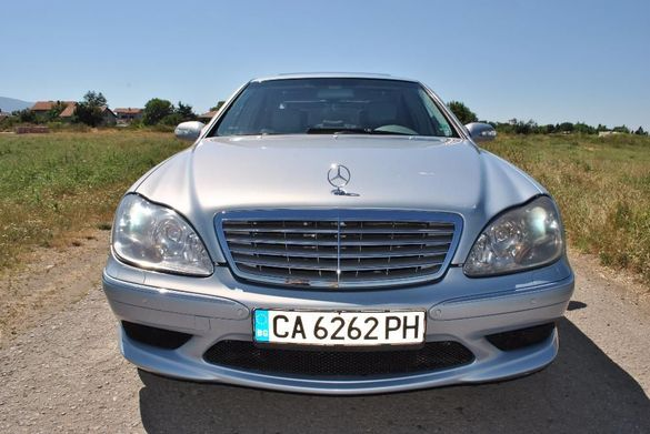 Мерцедес ЕС 600 Mercedes S 600 AMG Bi-turbo long на части