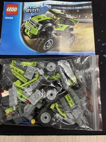 2 набора Lego City Монстртрак, Гоночная машина