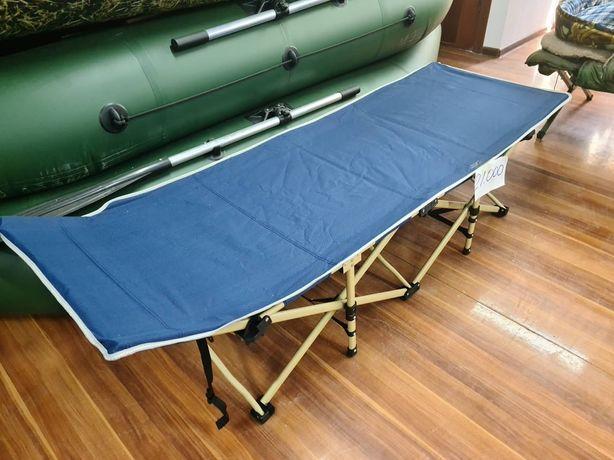 Кровать-раскладушка с кариматом(до 150 кг)