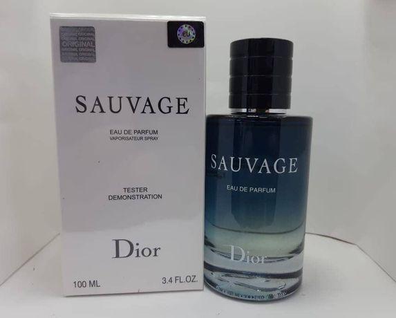 Классика, проверенная временем! Парфюм Dior Sauvage для мужчин