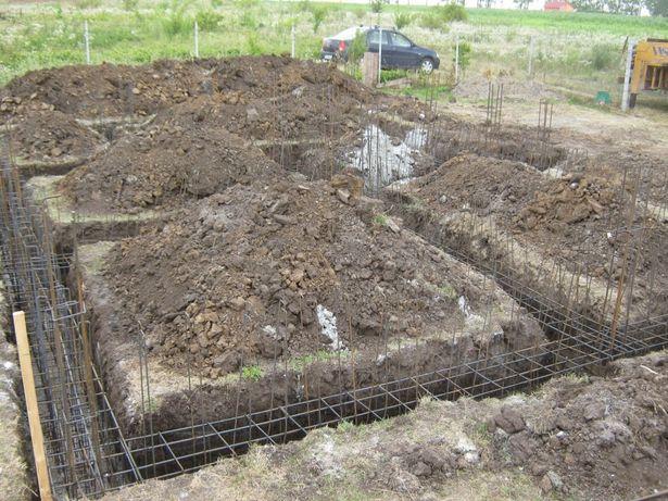 Inchiriere buldoexcavator sapaturi mecanizate fundatii