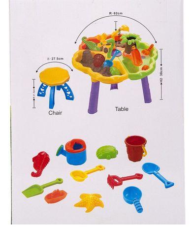 Детский стол для воды и песка
