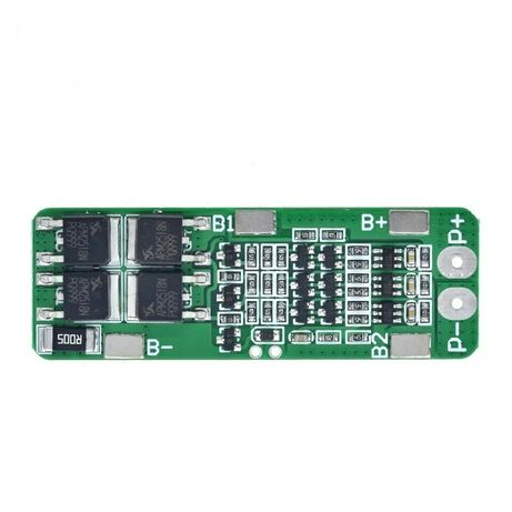 Контроллер заряда разряда Li-ion батарей BMS 3S 20A 12,6V, модуль