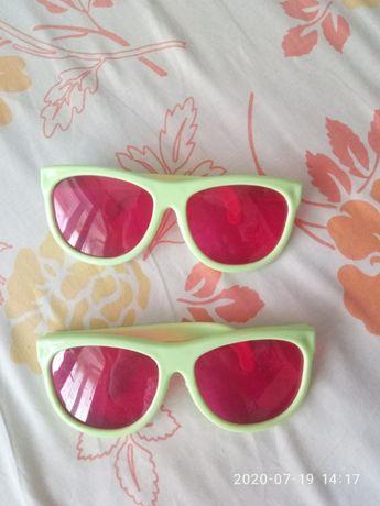 очки детские игрушечные