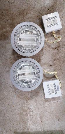 Lampi Philips incorporabile plafon 2x26W
