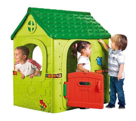 Детска къщичка Feber Fantasy Play House, Размери 110/94/124см, нова