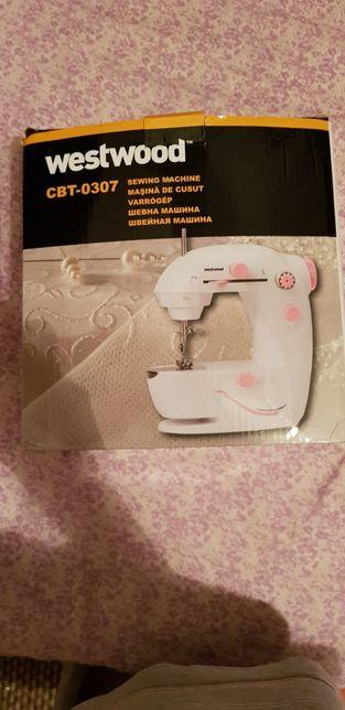 Mini masina de cusut sewing machine defecta