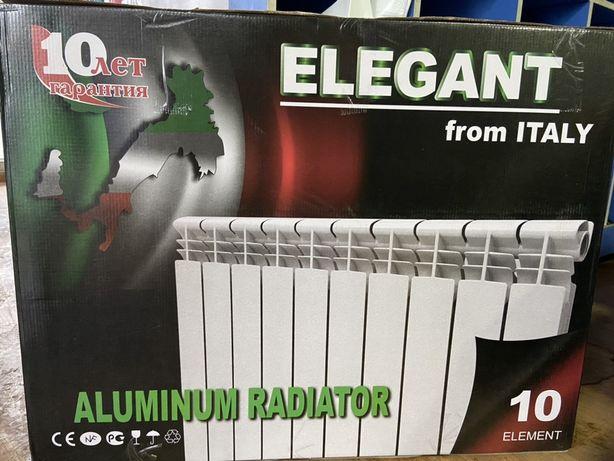 Алюминиевые радиаторы ! НОВЫЕ! Батарей Алматы
