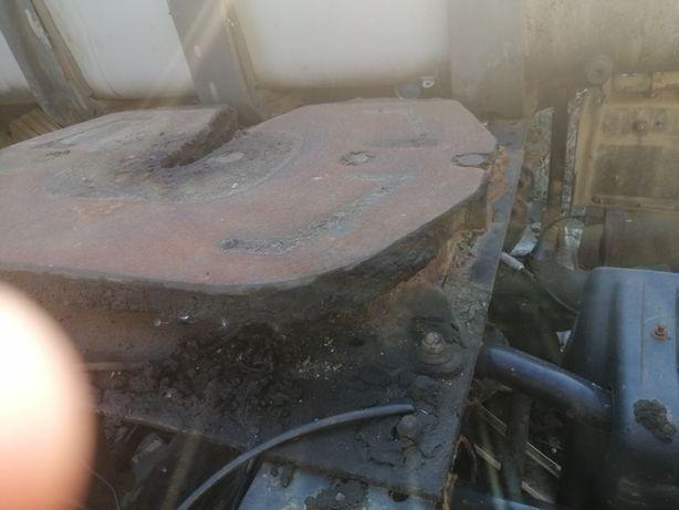 Cupla cap tractor MAN TGA