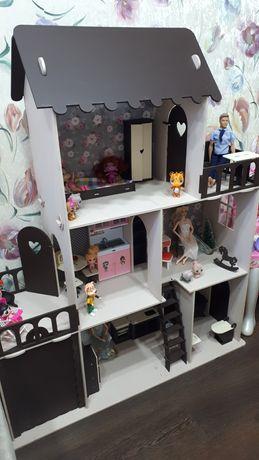 Детский домик для Барби
