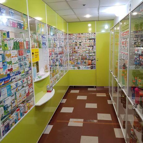 Аптека.Продам  действующий аптечный  бизнес.