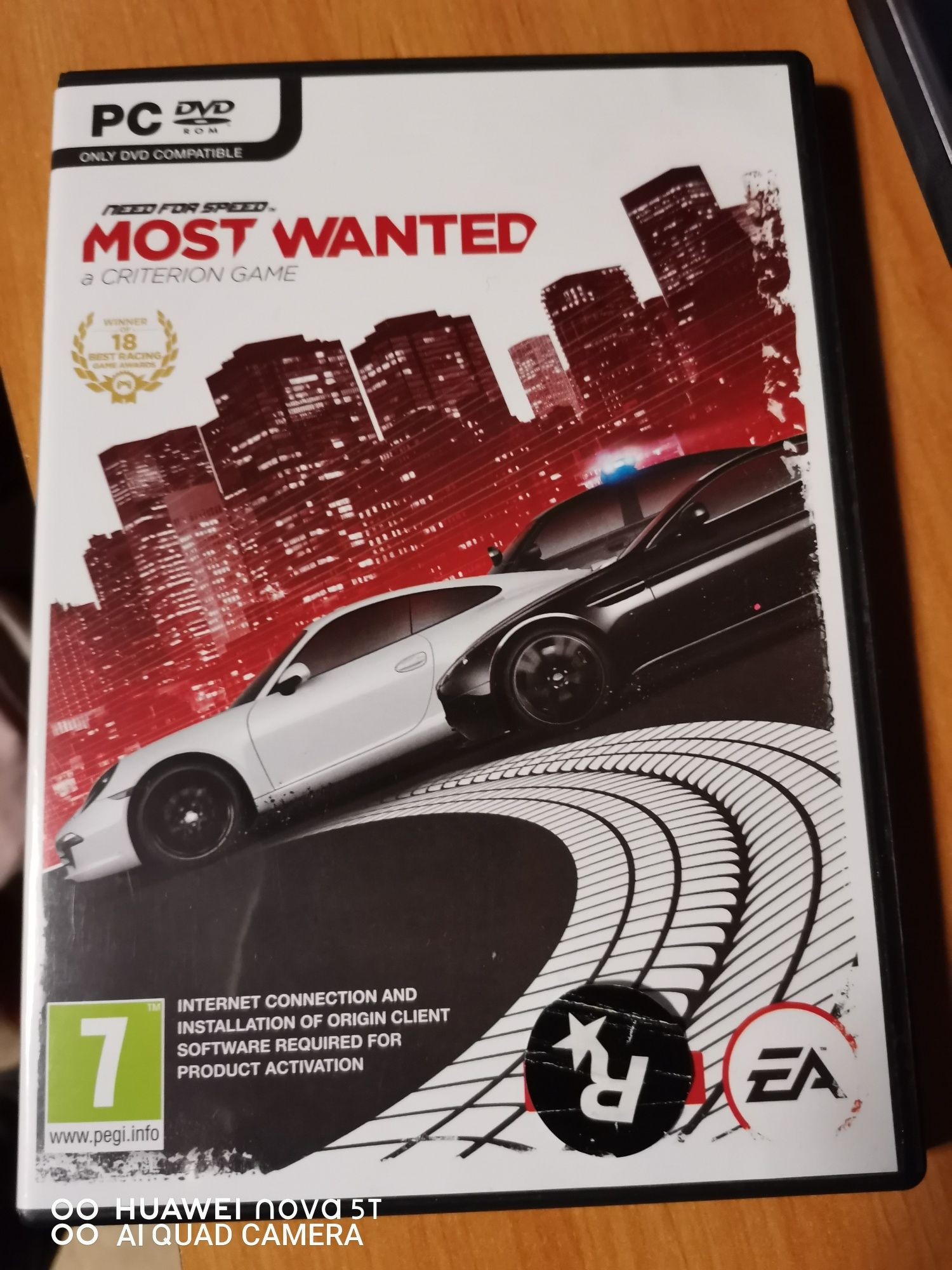 NFS Most Wanted-2012
