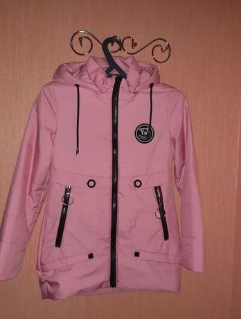 Курточка на девочку, в идеале
