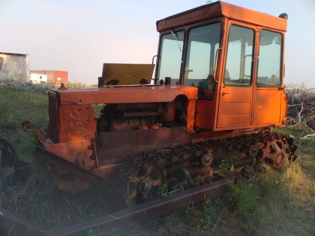 Трактор ДТ-75 трактор