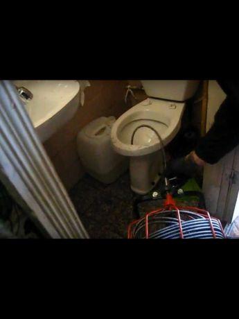 Прочистка канализации, прочистка труб в Алматы, промывка труб, срочно
