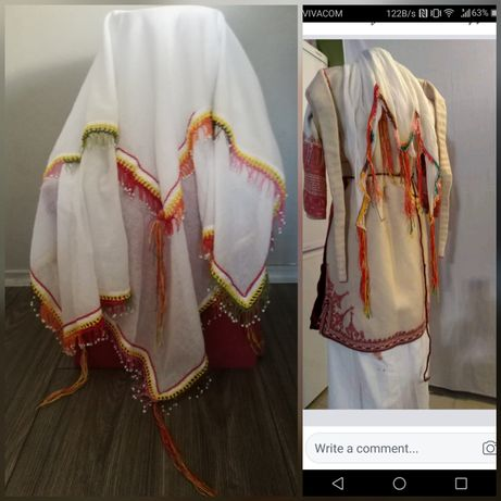 Кърпа за македонска носия