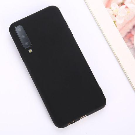 Samsung A10 A20E A30S A40 A50 A70 A20S A31 Ultra Slim Silicon Neagra