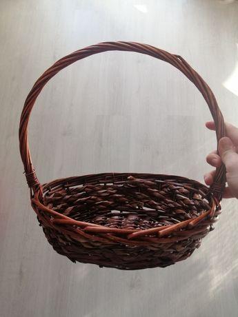 Cosulete impletite cu maner de Pasti / pentru oua /cos de oua /nou
