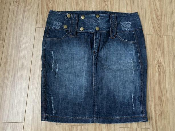 Fusta jeans Mexton 36