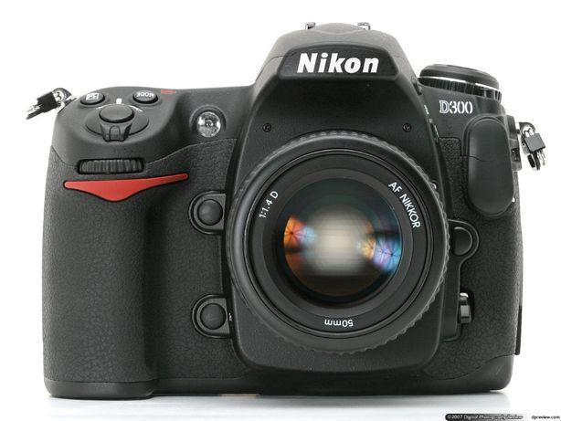 aparat foto Nikon D300, ca nou - 16.558 de cadre