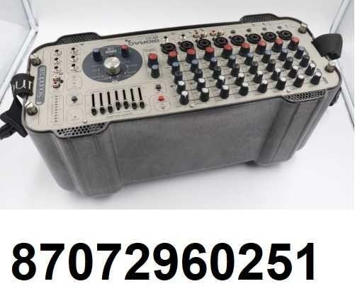 Продам новый  микшерный пульт Soundcraft Gigrac 600по 2x300 ватт