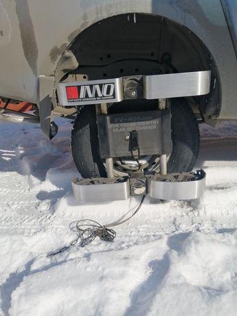 Крепление для лыж на запаску