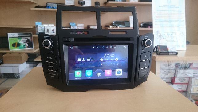 Navigatie Octa Core Toyota YARIS 2005-2011 cu Android 10