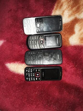 Телефоны на запчасть