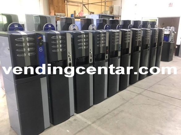 Вендинг кафе автомати Некта Колибри Лаваца Блу - 650 лв