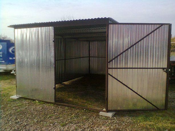 Garaj metalic NOU 3mx5m, 2000 lei (minim 3buc)