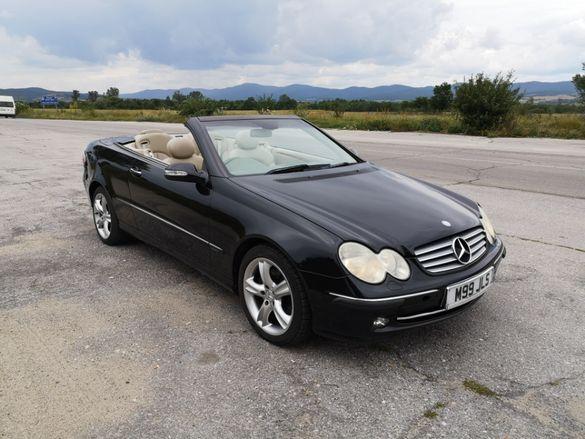 НА ЧАСТИ CLK240 CABRIO Mercedes Мерцедес ЦЛК W209 Elegance