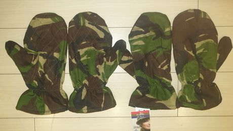 Set 2 Manusi militare romaneasti ripstop noi