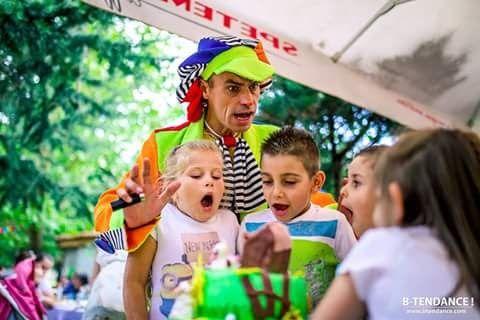 Анимация за детско парти и празник с Клоуна Додо