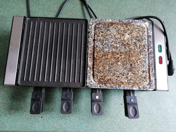 Gratar electric de vanzare; folosit de 2-3 ori