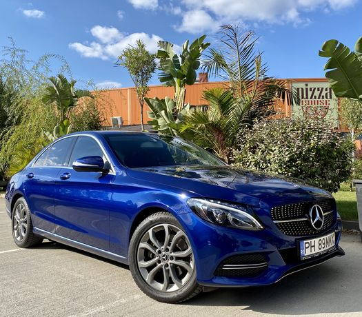 Mercedes-Benz C220 BlueTEC 7G-TRONIC