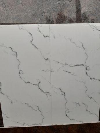 Gresie Carrara white 120x60x10mm portelanata si rectificata Lugoj