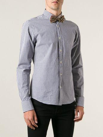 Scotch & Soda Check - Оригинална Мъжка Риза