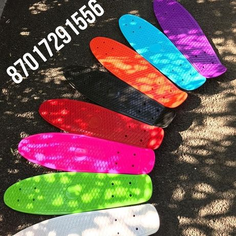 Пениборды  самокаты лонгборды  скейтборды