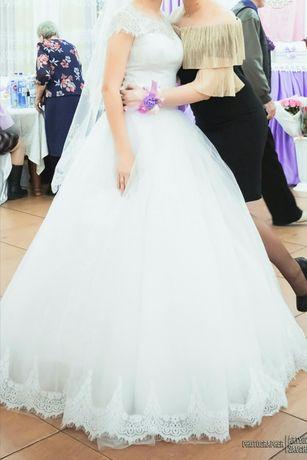 Продается свадебное платье!! Скидка реальному покупателю!