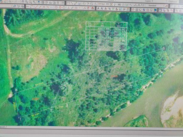 Vand teren in Caransebes 4801mp (5 euro mp - negociabil) EXTRAVILAN!