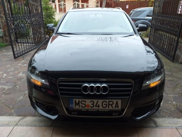 Audi A4,B8,2011,Automat,Distronic,Camera,Alcantara