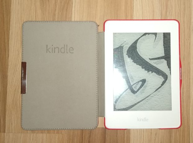 Kindle alb - ebook