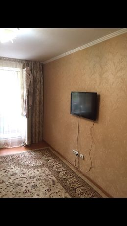 Квартира Посуточно двухкомнатная и трёхкомнатная(счёт-фактура) Алматы