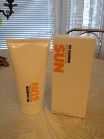 JIL SANDER SUN и Betty Barclay WOMAN № 3 Body Lotion и Shower Cream