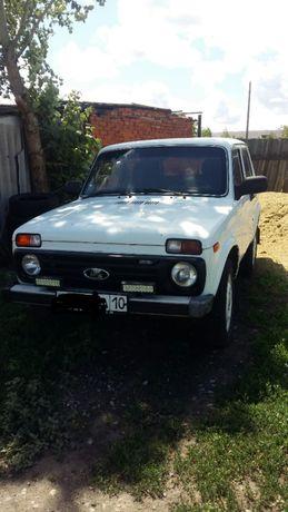 Продам Ниву ВАЗ 21 213