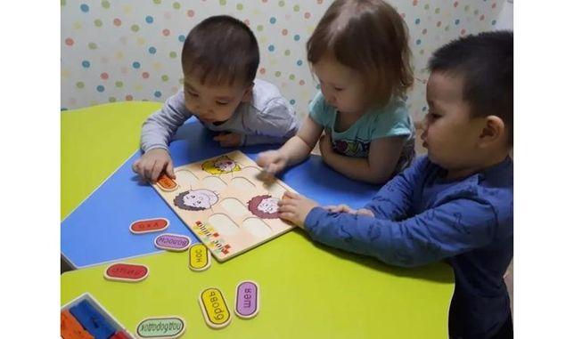 Детский сад на дому ведет набор детей с 11 месяцев до 3 лет